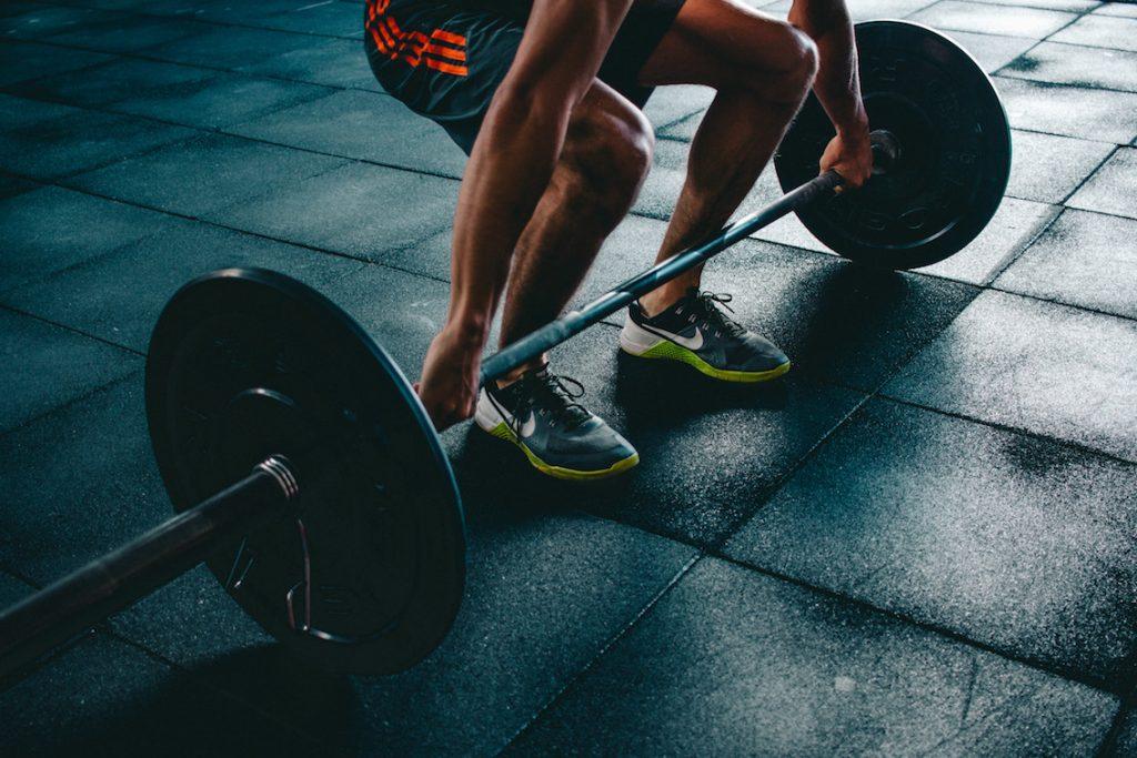 Amino acid supplement benefits in crossfit lift
