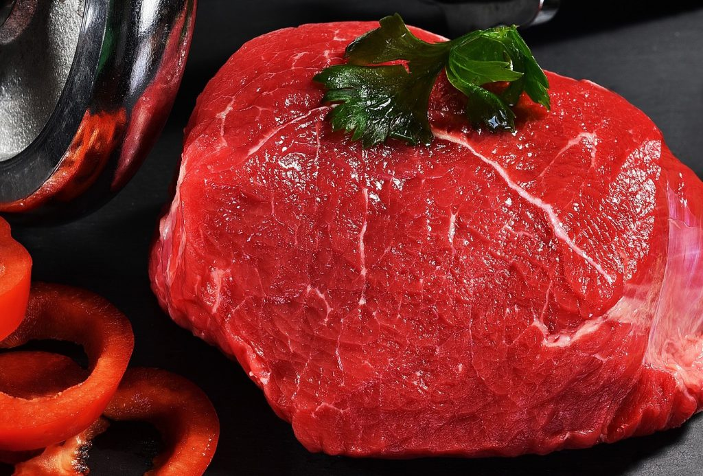 Is red meat ok to eat lean steak